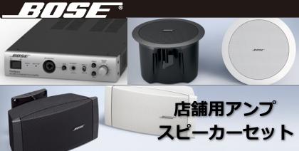 DSスピーカー・アンプセット