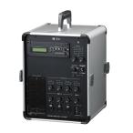 TOA 移動用PAアンプ (120W x 2ch) CD付 [KZ-120CD]