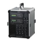 TOA 移動用PAアンプ (120W x 2ch) CD・SD・USB付 [KZ-120SC]