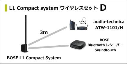 L1 Compact WIRELESS SET D