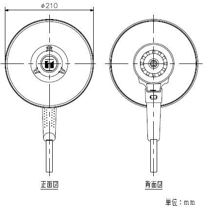 ER-1115 寸法図2