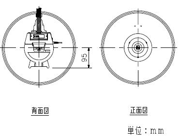 ER-2130W 寸法図2