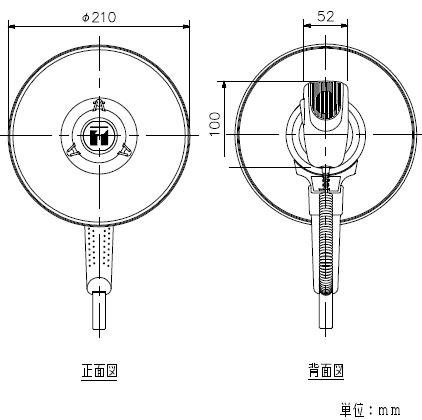 ER-3115 寸法図2
