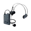Panasonic ヘッドセット型ワイヤレスマイク [WX-4360B]