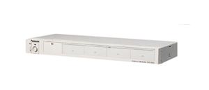 Panasonic 800MHz帯ダイバシティワイヤレス混合分配器 [WX-4910]