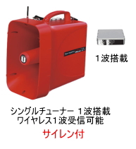 UNI-PEX スーパーメガホン TWB-300S
