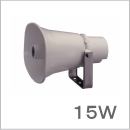 TOA ホーンスピーカー 15W SC-715AM
