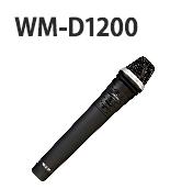 TOA デジタルワイヤレスマイクロホン ハンド型 [WM-D1200]