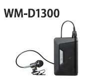 TOA デジタルワイヤレスマイクロホン タイピン型 WM-D1300