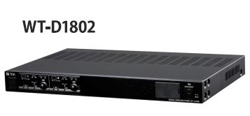 TOA デジタルワイヤレス受信機 [WT-D1802]