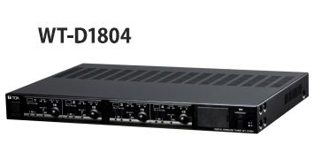 TOA デジタルワイヤレス受信機 [WT-D1804]