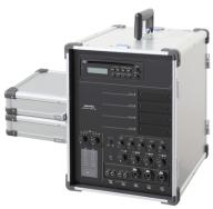 UNI-PEX キャリングアンプ (35W x 2) CD付