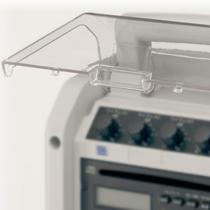 UNI=PEX ポータブルワイヤレスアンプ 保護カバーで安心 操作性もアップ