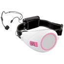 TOA ハンズフリー拡声器 (VOICE WALKER) ピンク ER-1000PK