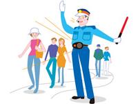 TOA ハンズフリー拡声器 VOICE WALKER 用途 警備・セキュリティ関連