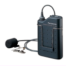 Panasonic 800MHz ワイヤレスマイクロホン タイピン型 WX-4300B