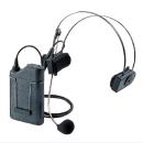 Panasonic 800MHz ワイヤレスマイクロホン ヘッドセット型 WX-4360B