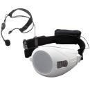 TOA ハンズフリー拡声器 (VOICE WALKER) ホワイト ER-1000A-WH