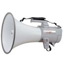 TOA 大型メガホン(ショルダー型) ホイッスル音付 30W ER-2130W