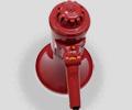 TOA 防滴中型メガホン(ハンド型) サイレン音付 15W ER-1115S