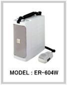 コンパクトメガホン ショルダー型 6W ER-604W
