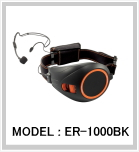ハンズフリー拡声器 ER-1000BK