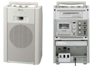 ワイヤレスアンプ WA-1712CD / WA-1812CD シリーズ